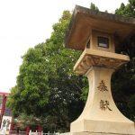 台湾に残る日本時代の石灯籠。旧新竹神社の跡を追って(1)青草湖霊隠寺