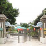 台湾一古い動物園で超レトロな象さん像に出会った。旧新竹神社の跡を追って(2)新竹市立動物園