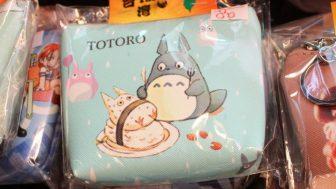 トトロ好き必見!台湾では至る所でトトログッズが買えるぞ